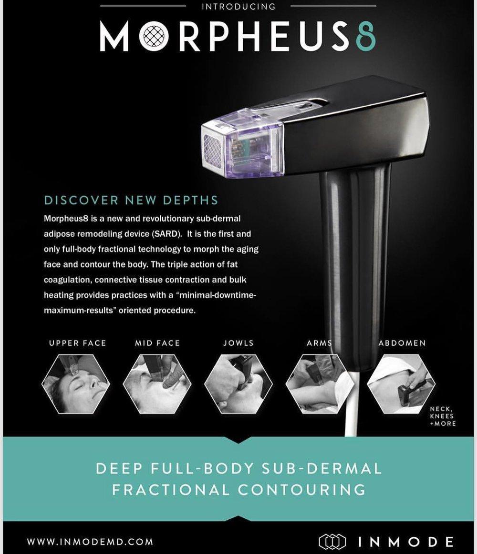 Microneedling Skin Tightening with Morpheus8