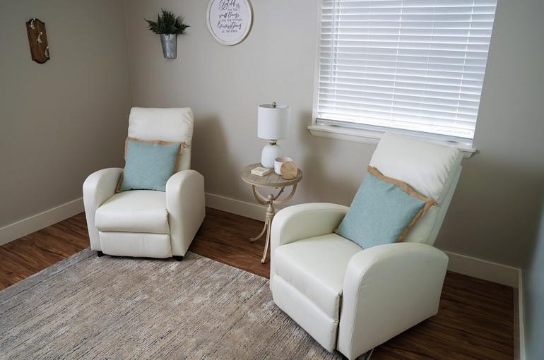 IV Sitting Area at Bella Lei