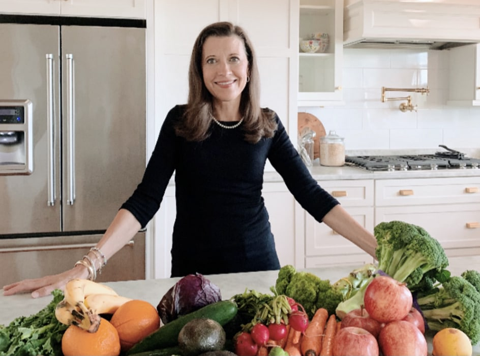 Julia McRae Certified Nutritionist
